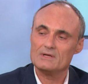 Philippe Val, ancin directeur de Charlie Hebdo