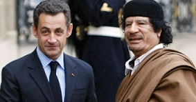 Sarkozy et Kadhafi, une amitié qui a mal fini!