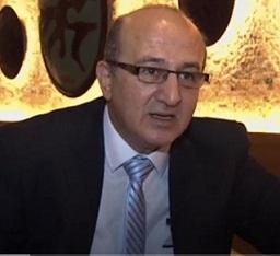 Zaher al-Saket, ancien général de l'armée syrienne.