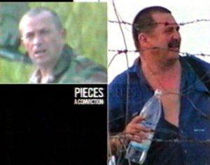 Yury Sushkin et Barys Smahin, les deux pilotes biélorusses auteurs des raids de Bouaké